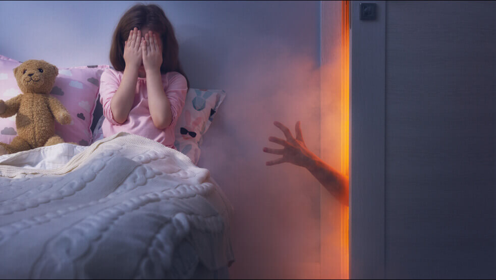 страхи детей