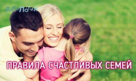 Рецензия на книгу»Правила счастливых семей».