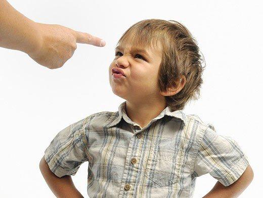 ребенок грубит