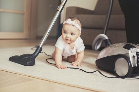 приучение ребенка к домашним обязанностям