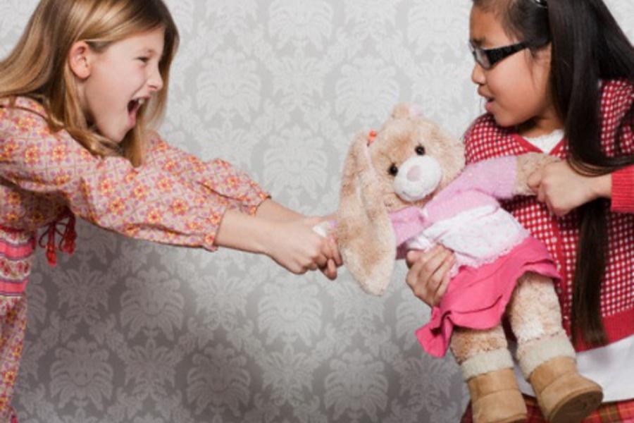 Братья и сестры. Как наладить отношения между детьми?